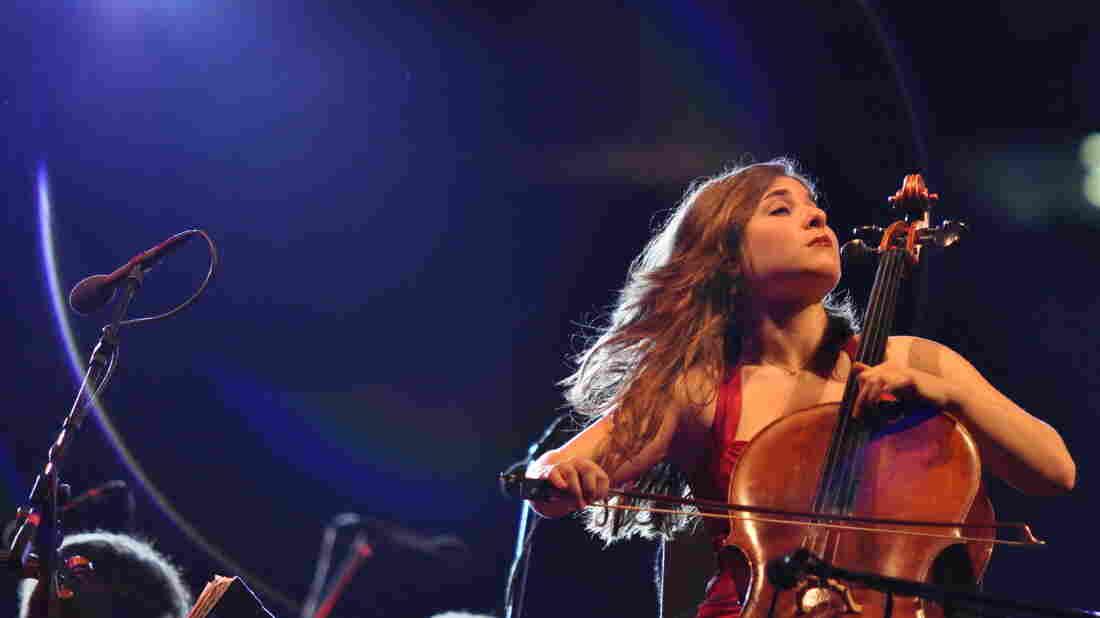 Cellist Alisa Weilerstein.