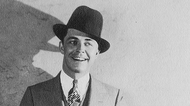 Lyle Talbot began his career as an itinerant carnival and vaudeville performer before eventually making his way to Hollywood. (Courtesy of Margaret Talbot)