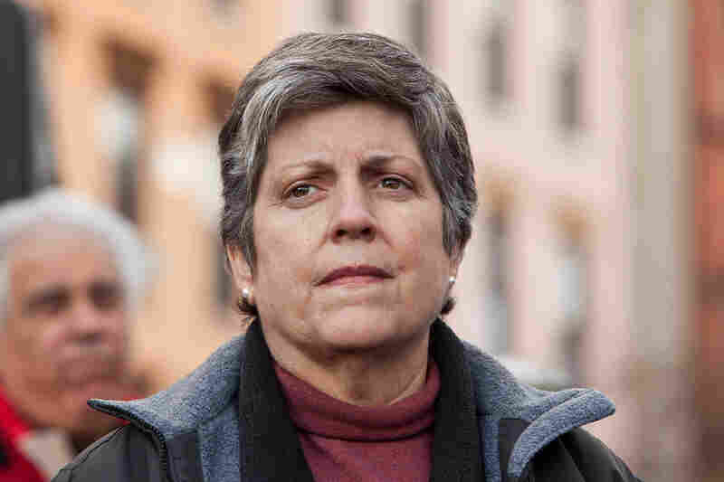 Homeland Security Secretary Janet Napolitano, 54, may stay on as attorney general if the current head of the Justice Department, Eric Holder, steps down.
