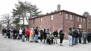 Black Voters Turned Out For Obama