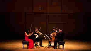 The players in the Belcea Quartet played a series of late Beethoven string quartets at Carnegie Hall's Zankel Hall.