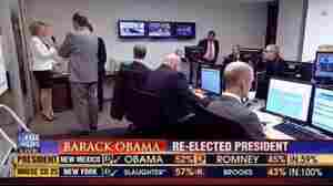 Media Circus: Fox Struggles With Obama's Win