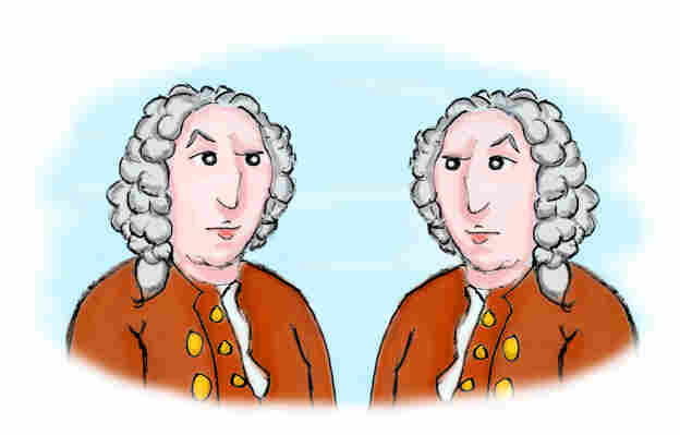 Linnaeus drawing doubles.