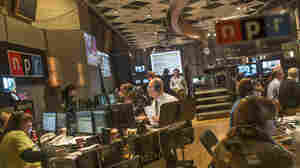 Inside the NPR Newsroom on Election Night