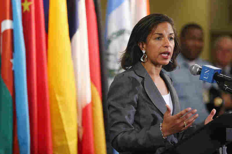 Susan Rice's position as U.S. ambassador to the United Nations could make her an appealing choice to replace Secretary of State Hillary Clinton.
