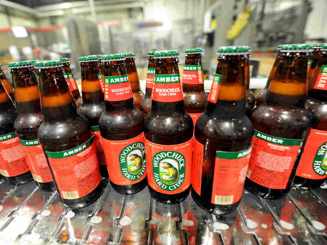 A growing number of U.S. consumers are finding much to enjoy in this fruity alcoholic beverage, driving an increase in cider sales. The Vermont Hard Cider Company now produces 70,000 cases of Woodchuck Hard Cider each week.