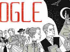 Google Doodle for Nov. 8, 2012