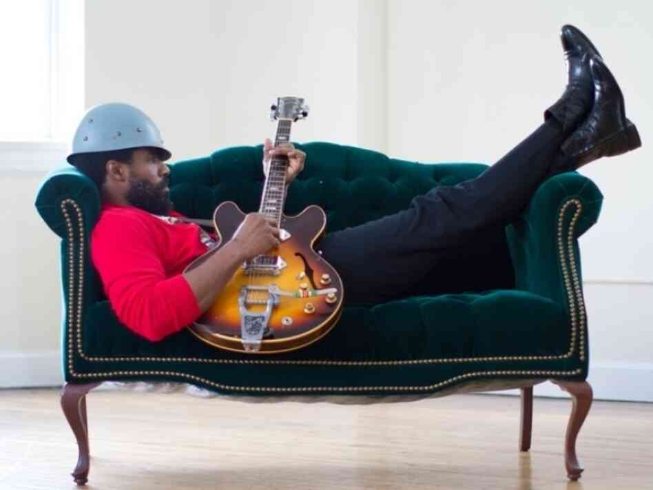 Cody ChesnuTT just released his second full-length album, Landing on a Hundred.