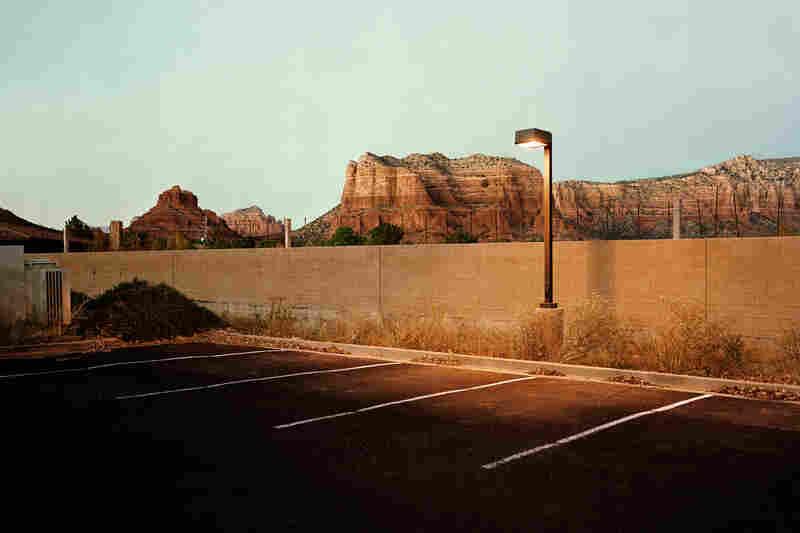 Parking Lot, Sedona, Ariz., 2010