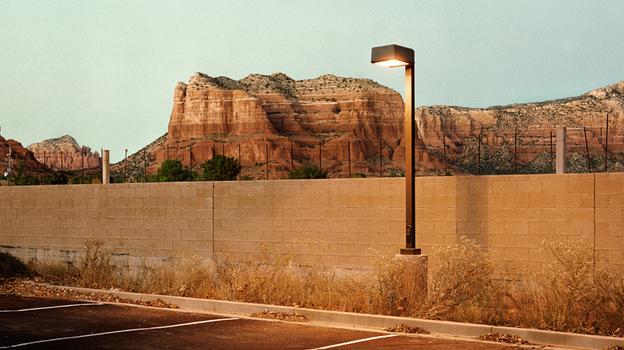 Parking Lot, Sedona, Ariz., 2010 (Emily Shur)