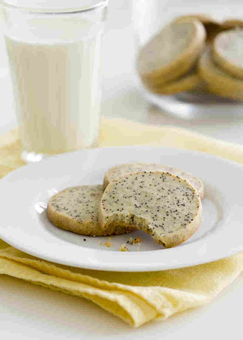 Poppy seed cookies bring back memories of watching Dallas with Aunt Ida, the Brass Sisters say.