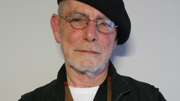 """Harvey Hilbert was shot in the head in Vietnam in 1966 in a firefight where he mistakenly shot and killed a fellow soldier. """"You know, I'm 65 years old, and I can remember clearly that young man — the color of his skin, his face, his cries,"""" Hilbert told StoryCorps. (StoryCorps)"""