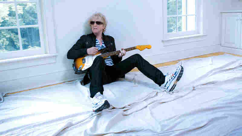 Ian Hunter On World Cafe