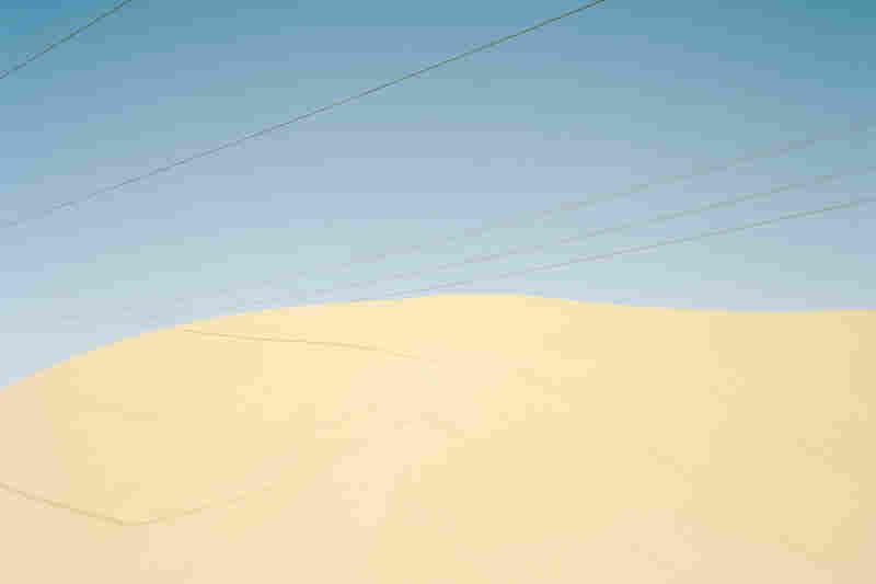 Imperial Sand Dunes, Calif., 2011