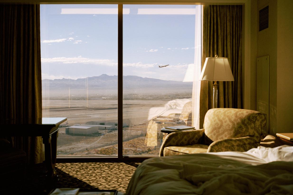 Plane, Las Vegas, Nevada, 2007