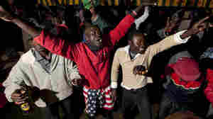 Elated Kenyans Revel In Obama Win