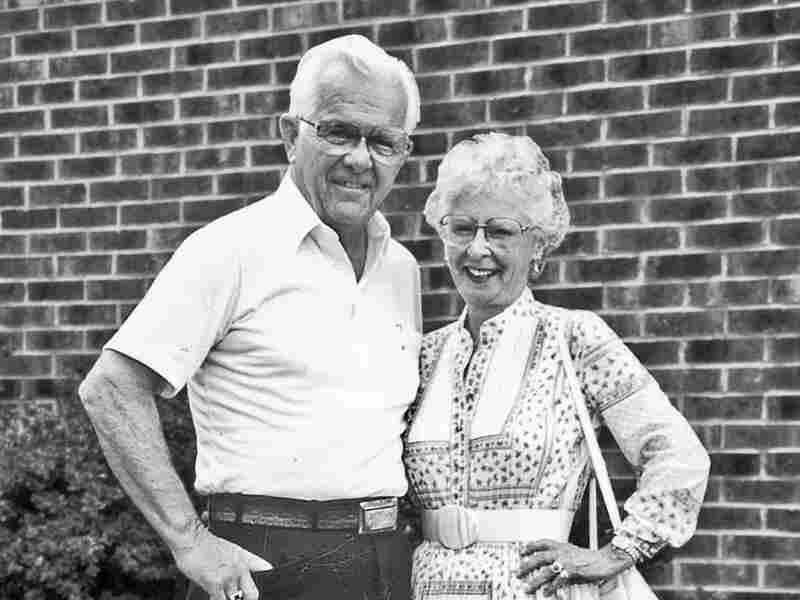 Bob and Barbara Palmer. Credit: Courtesy Barbara Palmer