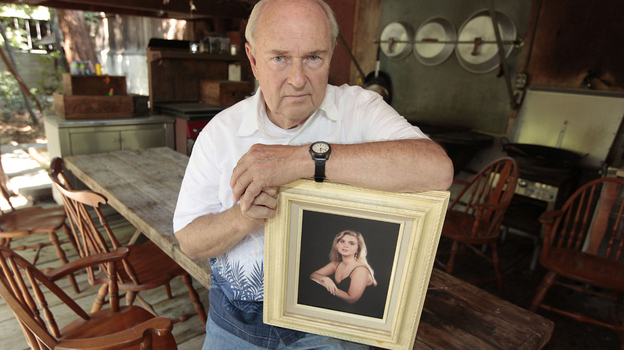 Mike Reynolds authored California's three-strikes law after his daughter, Kimber, was killed in a 1992 purse snatching. On Tuesday, Californians approved a ballot initiative that weakens the law — a measure Reynolds opposed. (AP)
