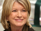 Martha Stewart at Williams-Sonoma in New York City on on Oct. 22, 2008.