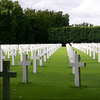 The elaborate cemetery for Americans in the village of Thiaucourt holds more than 4,000 graves.