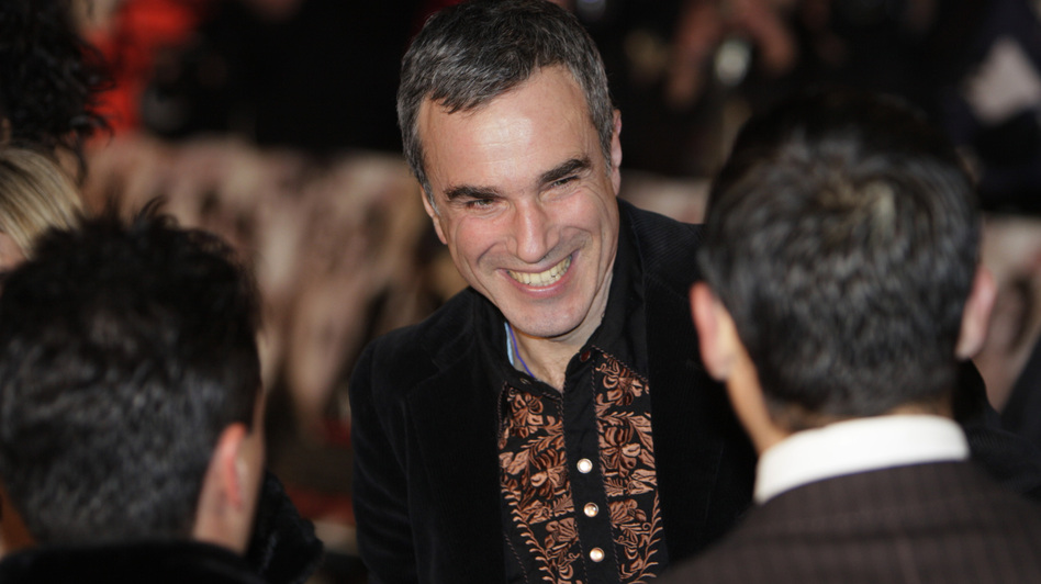 Daniel Day-Lewis is known for his intense preparation for roles in films such as There Will Be Blood. (AP)