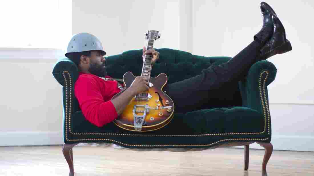Cody ChesnuTT is the best sort of egomaniac: On Landing on a Hundred, he's preachy but delightful.