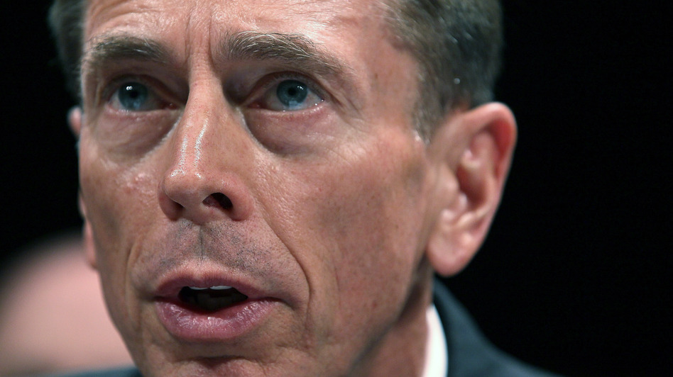 Former Central Intelligence Agency Director, David Petraeus, in Sept. 2011. (Getty Images)