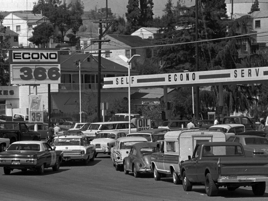 Image result for the opec gas shortage of 1973