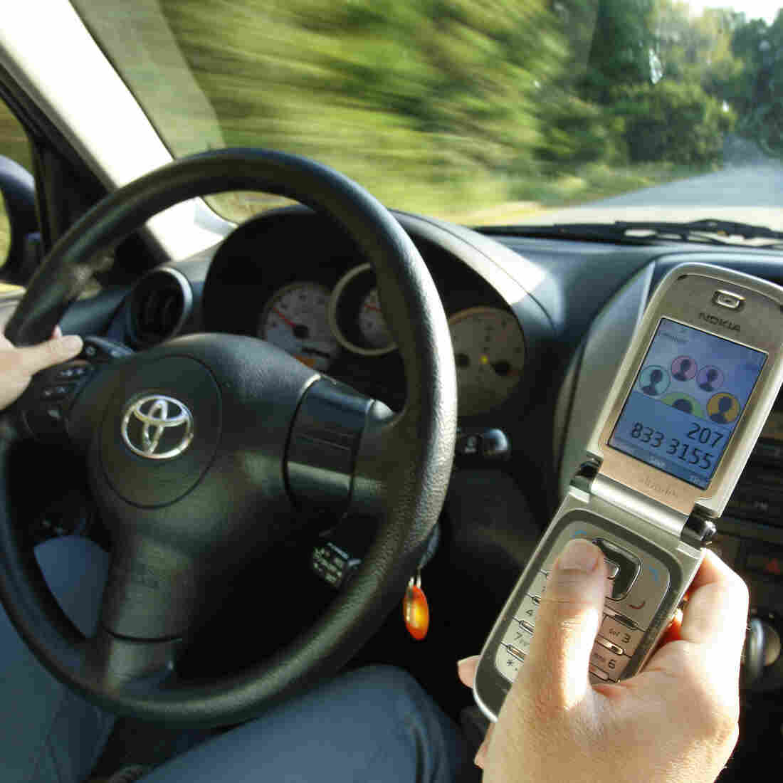 Distracted Driving: We're All Guilty, So What Should We Do About It?