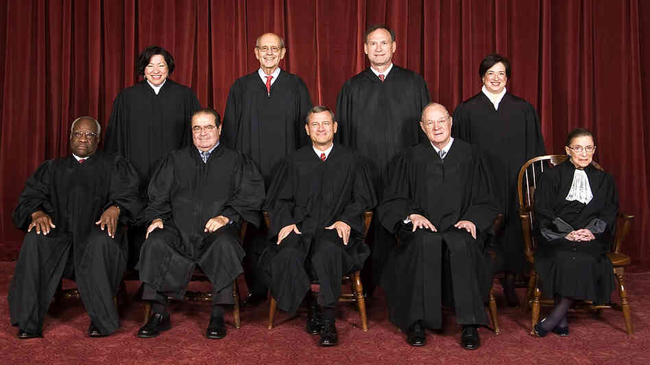 What Happens To Supreme Court In Obama's Second Term? : The Two ...