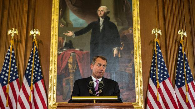 House Speaker John
