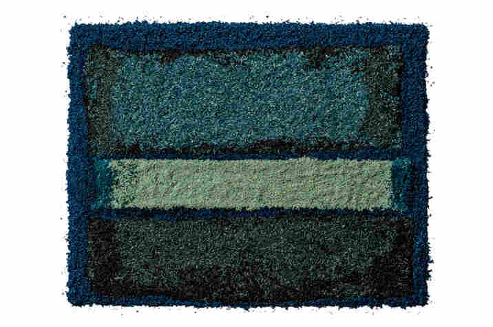 Levin worked on a project about gradient food dye using several kinds of foods like bananas and rice. It is during this time where she and photographer Henry Hargreaves came up with the idea of doing an interpretation of some of Mark Rothko's paintings using rice.