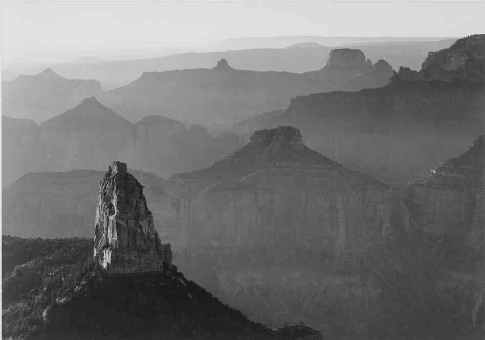 Grand Canyon National Park, Ariz., circa 1941