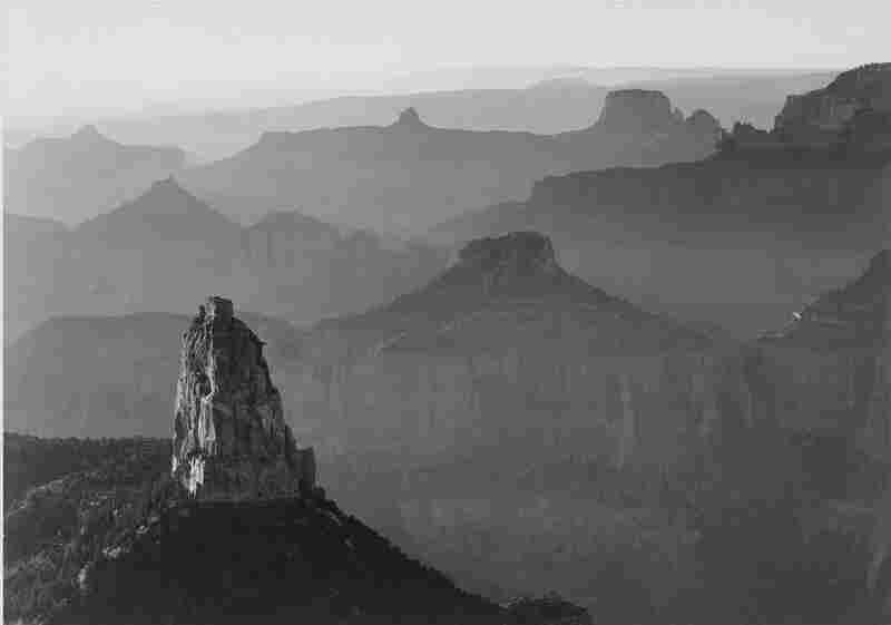 Grand Canyon National Park, Ariz., circa 1941