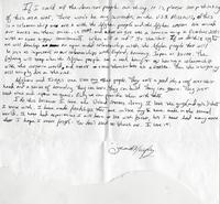 Sean Letter