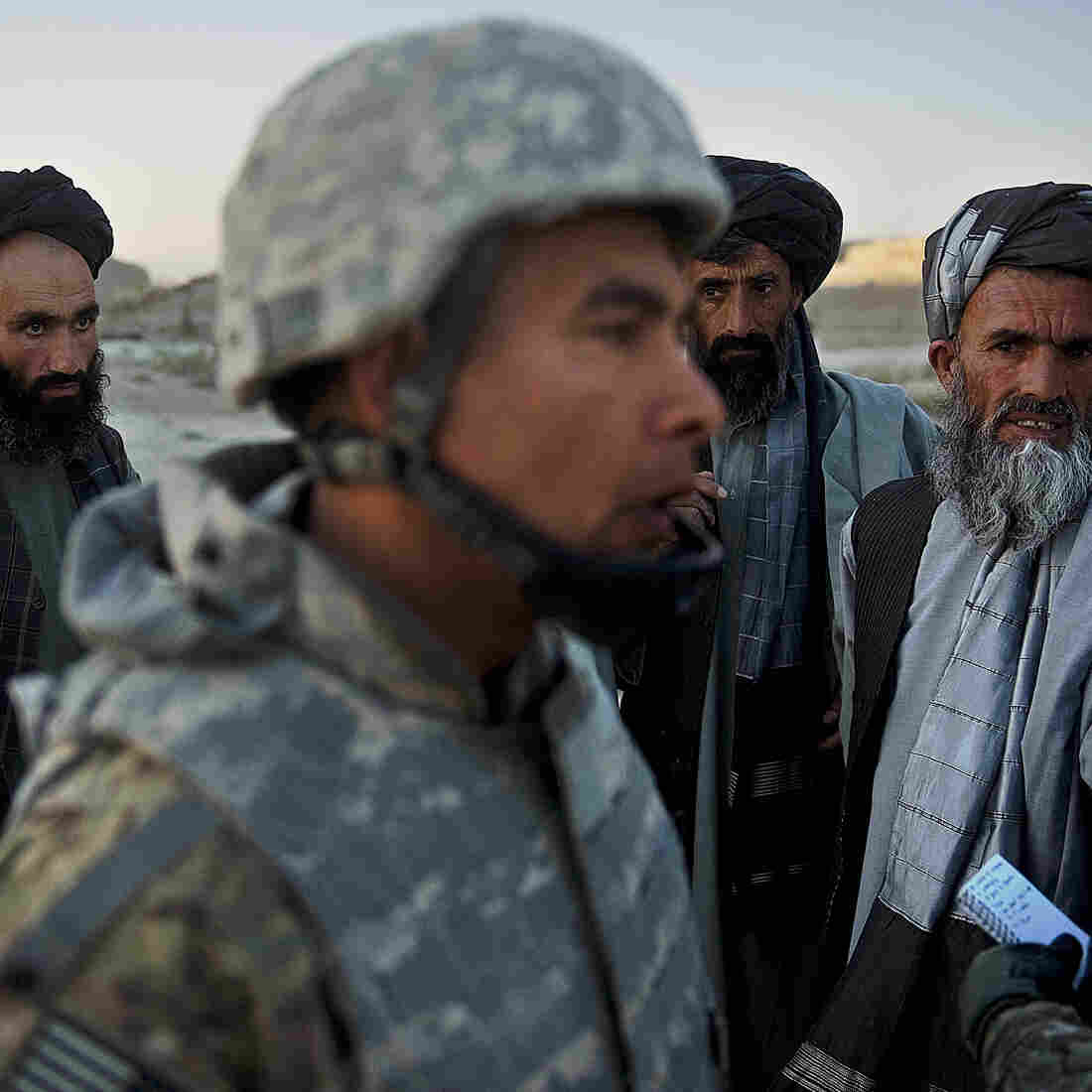 Afghans Brace For U.S. Departure In 2014