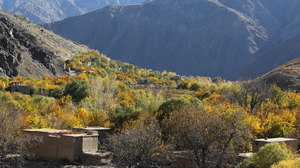 In the Panjshir Valley, where mujahedeen commander Ahmed Shah Massoud fought off the Soviets and the Taliban, Afghans are hopeful, but nervous, about the country's future after NATO troops leave in 2014.