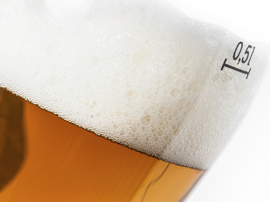 You'll be seeing more of this white foamy stuff on top of the beers of the future, thanks to a recent genetic discovery.