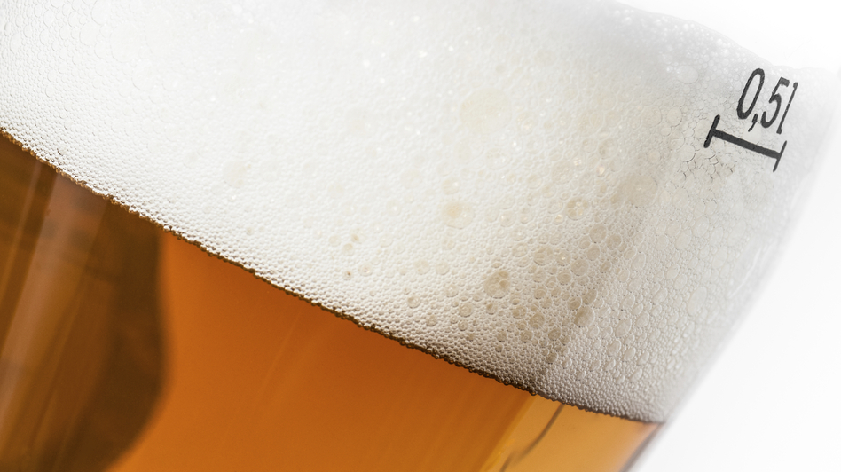 You'll be seeing more of this white foamy stuff on top of the beers of the future, thanks to a recent genetic discovery. (iStockphoto)