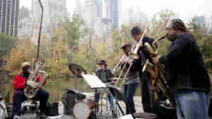 30 Intimate Jazz Concerts In One Gigantic Park