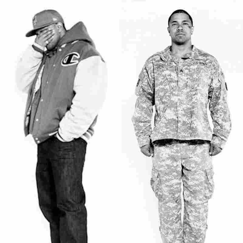 Portraits Of America's New Veterans