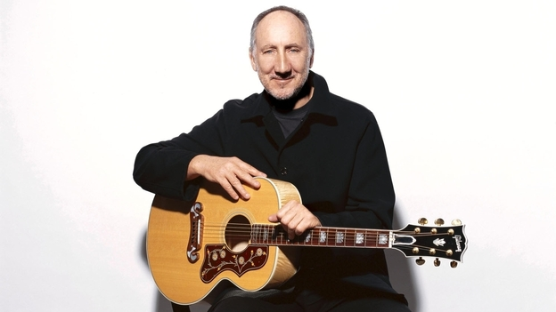 Legendary guitarist and songwriter Pete Townshend composed rock operas like Tommy and Quadrophenia, and helped define rock music for generations. (Courtesy of the artist)