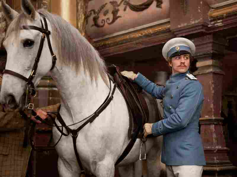 Count Vronsky (Aaron Taylor-Johnson) is a cavalry officer who ignores 19th century Russian social norms to pursue a married woman.