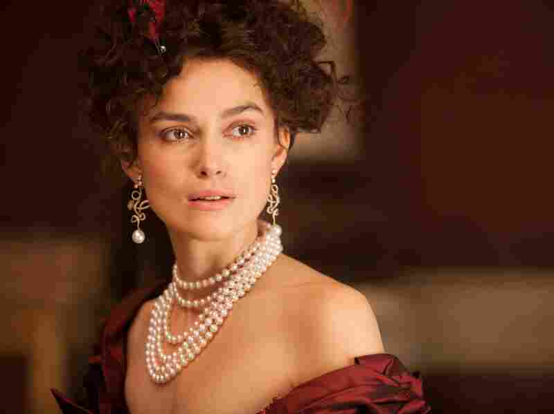Keira Knightley plays the title role in Wright's adaptation of Anna Karenina. This is her third film with the director.