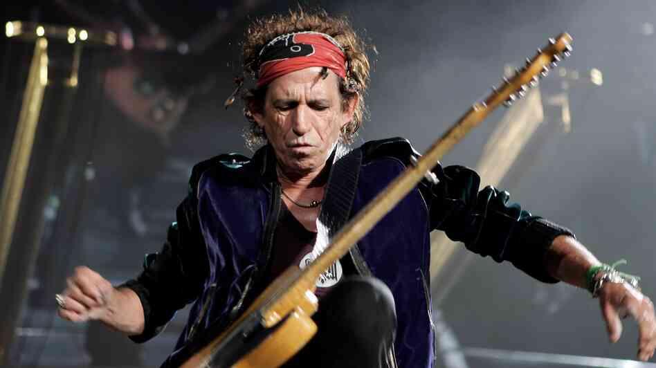 "Guitarist and songwriter Keith Richards calls ""Street Fighting Man"" one of his favorite Rolling Stones songs."