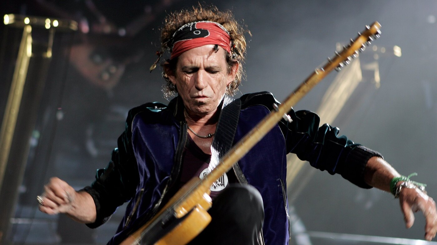 Keith Richards: 'These Riffs Were Built To Last A Lifetime