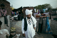 Ishamuddin is the only known performer of the Indian rope trick, a legendary act of illusion in which a rope climbs in the air under its own power and is strong enough to support the weight of a small child scrambling to the top. He has flown around the world to demonstrate this skill, but does not teach magic to his children, seeing no future in it for them.