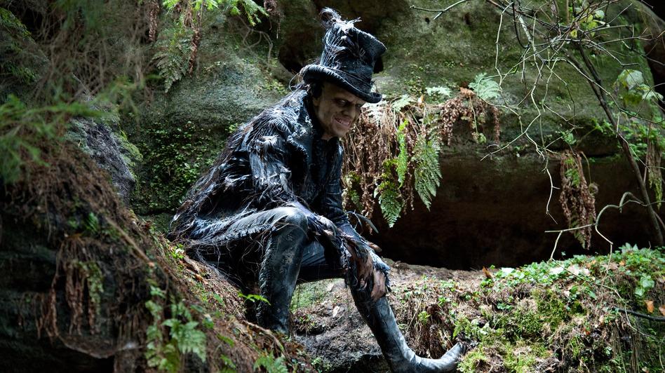 Hugo Weaving plays Georgie in one of six narratives threaded throughout the epic drama Cloud Atlas. (Warner Bros.)