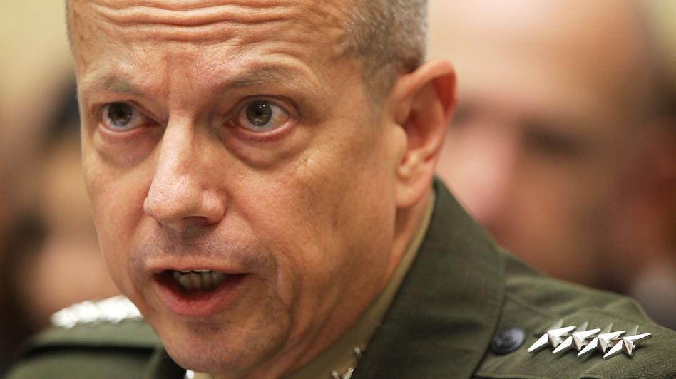 Marine Gen. John Allen. (Getty Images)