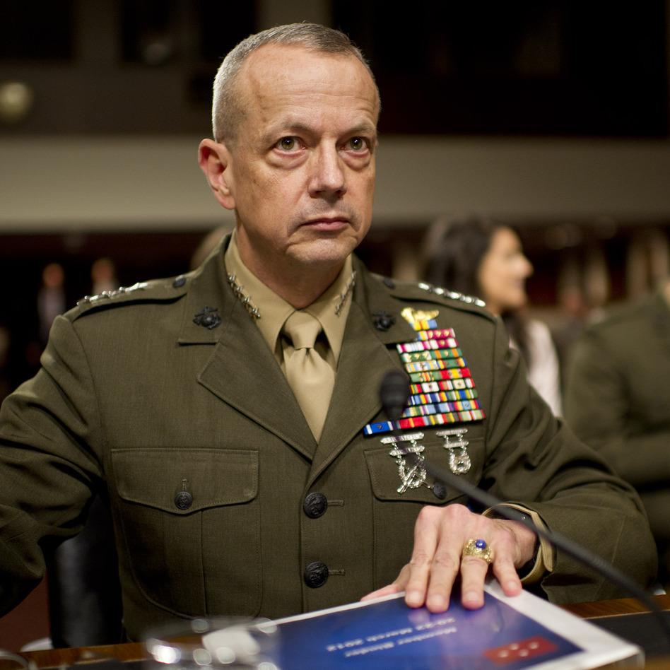 Marine Corps Gen. John Allen. (UPI /Landov)
